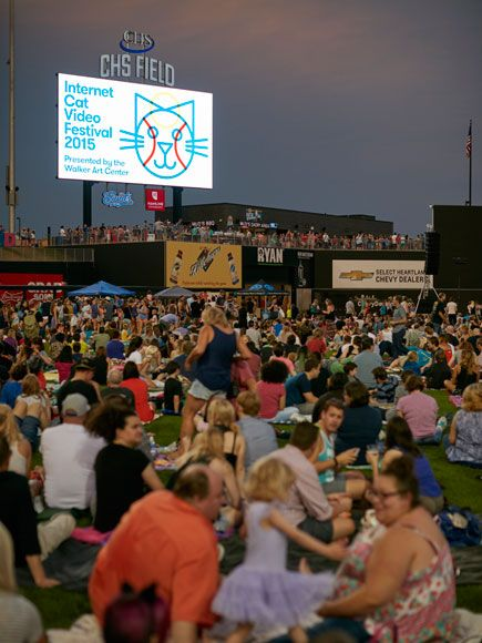 Fourth Annual Internet Cat Video Festival Breaks Attendance Records, Honors Cecil the Lion http://www.peoplepets.com/people/pets/article/0,,20944970,00.html