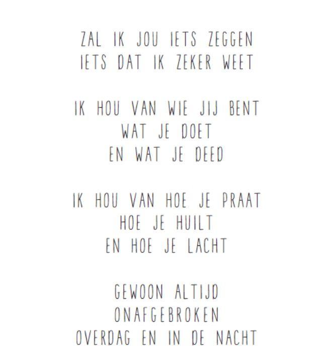 Citaten Love Poem : Pin by nicolette ️ on nederlandse spreuken en gezegdes