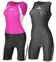 Womens Triathlon Competition Skin Suit
