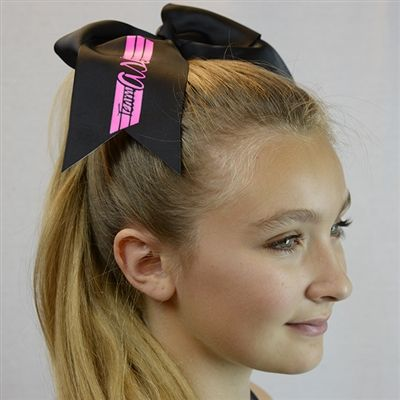 This is a asi gymnastics cheer bow...... I think.It is very pretty.