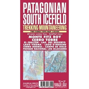 Patagonia South Icefield Trekking Mountaineering (Spanish and English Edition) (Map)  http://234.powertooldragon.com/redirector.php?p=1879568098  1879568098