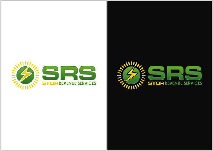 SRS Logo Needed to hit the Energy Services Market with a BANG by Mazida