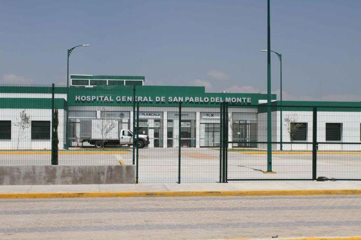 SUPERVISA SECRETARIO DE SALUD OPERATIVIDAD DEL HOSPITAL DE SAN PABLO DEL MONTE - con-textosregionales.com