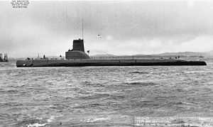 USS Remora (SS-487) Tench-class Submarine. Commissioned: 3 January 1946. Decommissioned: 29 October 1973. Fate: Transferred to Greece, 29 October 1973.