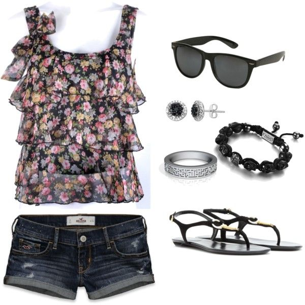 .: Cute Tops, Fashion, Style, Dream Closet, Cute Outfits, Cute Summer Outfits, Summer Clothes, Floral Top