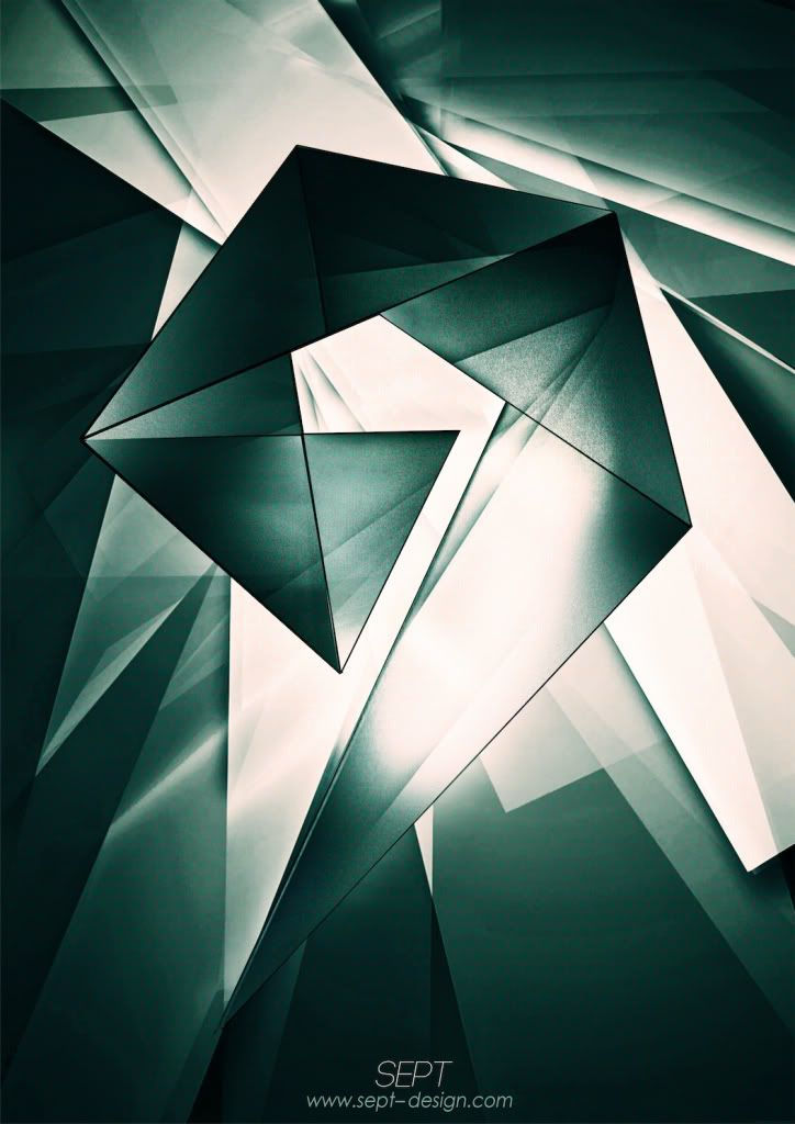 loving geometric design these days