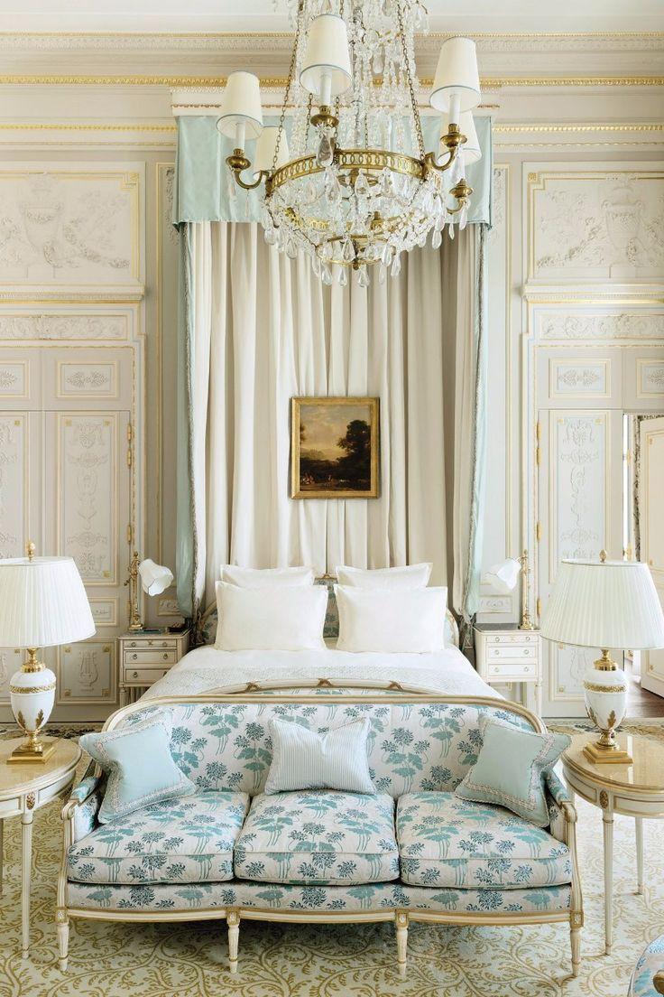 10 Französisch Stil Master Bedrooms