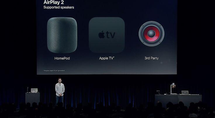 Título : ¿Que es Airplay 2? Todo lo que sabemos hasta hoy.  Extracto del artículo : AirPlay 2 es la sucesión del conocido AirPlay, con el cual podemos realizar streaming multimedia desde nuestros dispositivos Apple a otros.Nuevas funciones?   #Accesorios #AirPlay #Apple #Apple #AppleTV #HomePod #HomePod #iOS11_Beta #iPadPro #iPhone