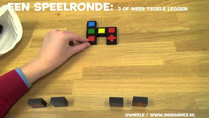 Online speluitleg Qwirkle
