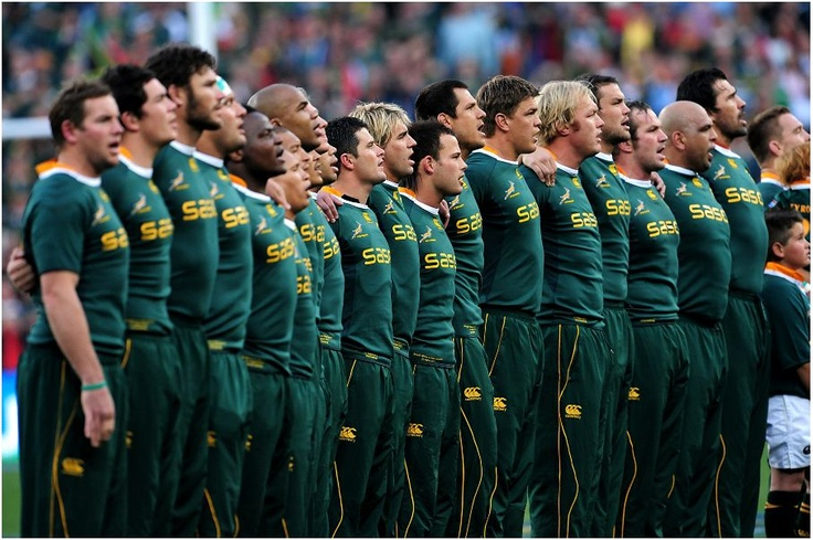 Go watch the Boks in action!