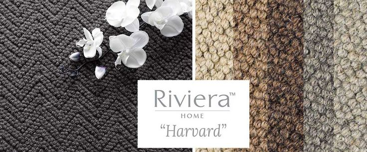 Riviera Carpets Harvard. This classic chevron design is manufactured on hand woven Wilton looms by skilled traditional craftsmen. It is made in 100% wool, available in six natural heathered shades and stocked in 4 metre width.