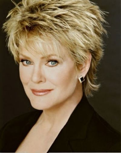 Photos Of Short Haircuts for Older