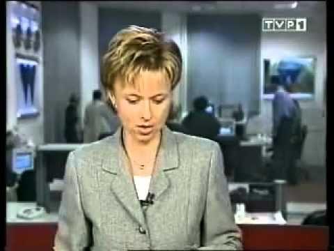 Wiadomości TVP1 - 11 września 2001r. - YouTube
