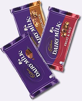 Dairy Milk Cadbury: - Kraft Foods Inc Providing Best Chocolate Product Cadbury Dairy Milk, Chocolate bar with the perfect blend of Cocoa & Milk by Kraft Arabia.