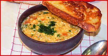 Supă de usturoi - o bunătate... Nu doar gustoasă, dar și sănătoasă! - Bucatarul