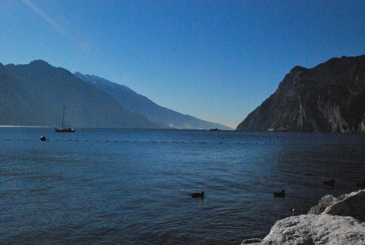 ...my lake...