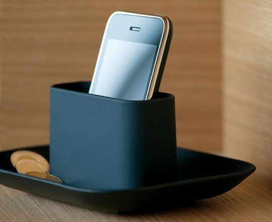 In Plain Sight: Charging Stations that Blend in Beautifully | Apartment Therapy