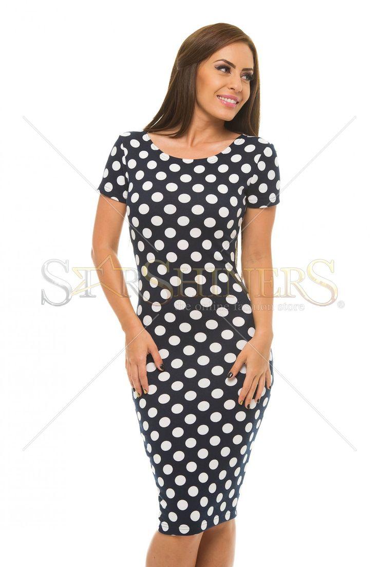 StarShinerS Peaceful DarkBlue Dress