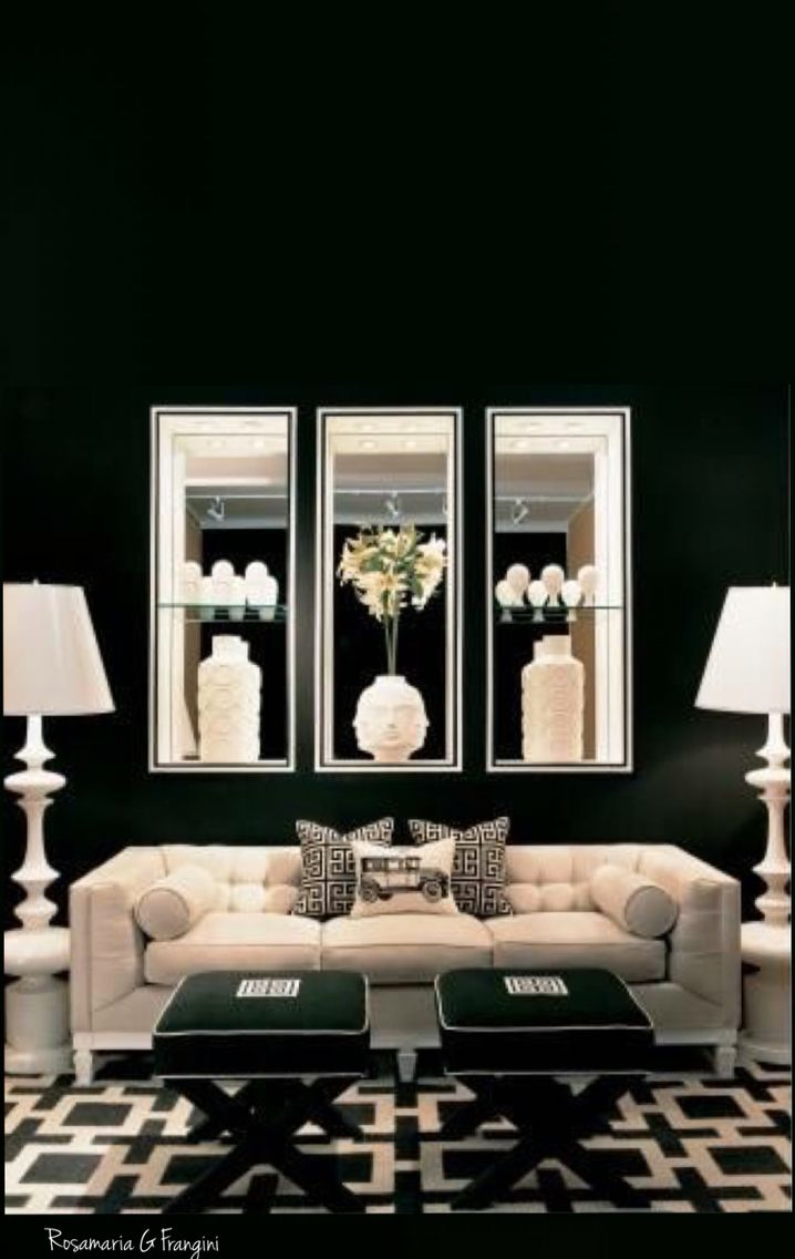 Rosamaria G Frangini | Architecture Luxury Interiors | HomeDetails | Ralph Lauren Apartment.