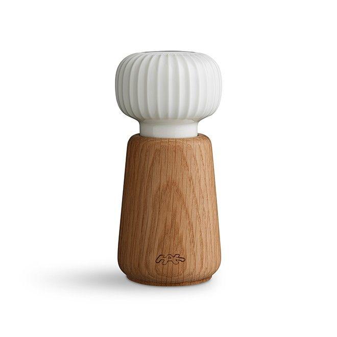 Hammershøi grinder small white