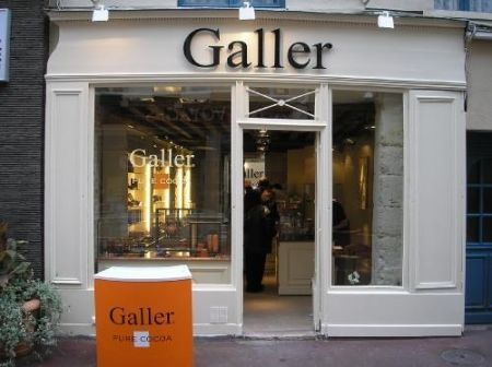chocolat Galler