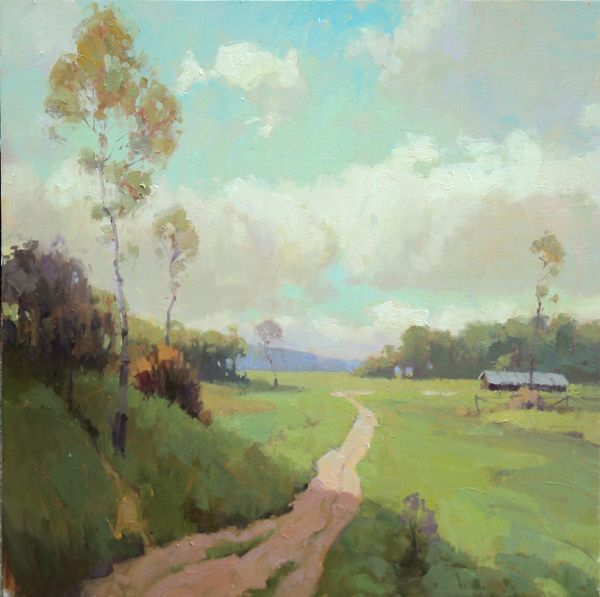 ranchers yard by Larry Moore.: Ranchers Yard, Moore Studios, Plein Air, Art Landscape, Inspire, Landscape Art, Air Landscapes, Larry Moore, Air Paintings