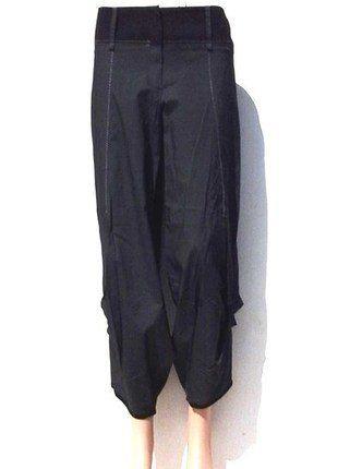 À vendre sur #vintedfrance ! http://www.vinted.fr/mode-femmes/pantacourts/28763184-pantacourt-femme-double-jeu-noir-38-mt2