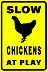 Funny Chicken Sign for sale - Give everyone you know a little chuckle! Every hen house needs one! #FunnyChickenSign http://freehenhouseplans.weebly.com/funny-chicken-signs.html