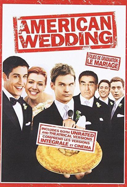 Jason Biggs & Alyson Hannigan & Jesse Dylan-American Wedding