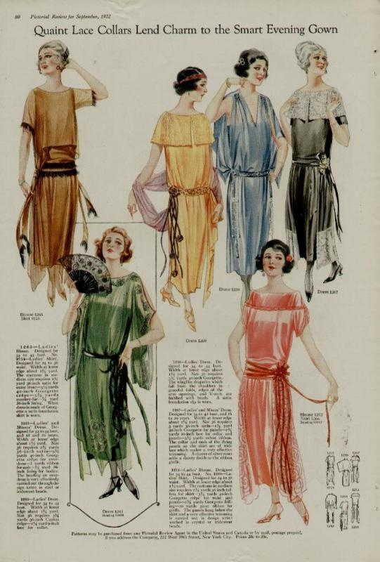 design style of the 20s and 30s meet