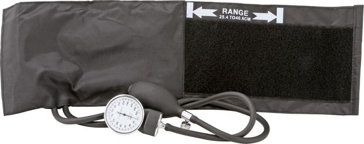 First Aid Blood Pressure Unit
