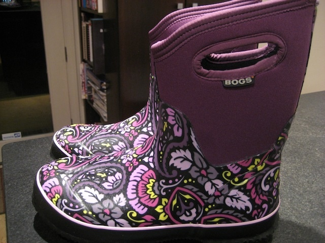 Love my new boots!: Colors Purple, Purple Passion