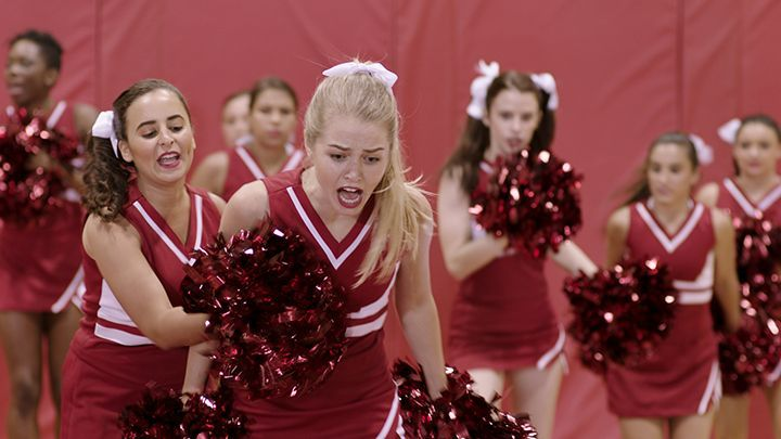 movie review � cheerleader 2016 movies pinterest movie