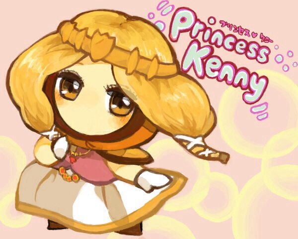Princess Kenny - South Park: The Stick Of Truth
