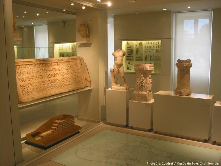 Salle de Vertault - MUSÉE DU PAYS CHÂTILLONNAIS©MUSÉE DU PAYS CHÂTILLONNAIS - TRÉSOR DE VIX