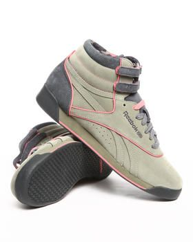 Reebok - Freestyle Hi Alicia Keys Sneakers. Get it at DrJays.com
