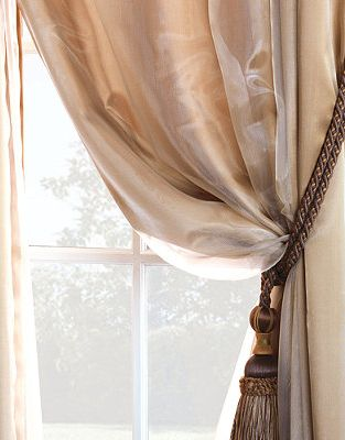 Treat your master suite to the simple luxury of our Charmeuse Silk Bedding Collection by Eastern Accents.