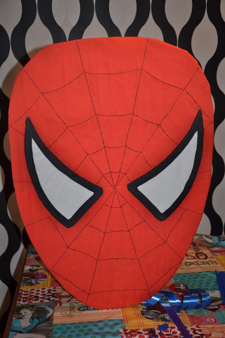 Operación Aprender: Piñata de SpiderMan XL