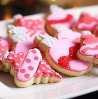11 recipes icing sugar, to be creative in decorating cookies