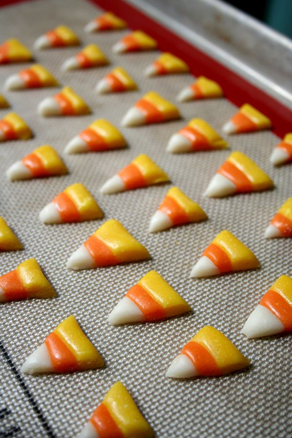 If you thought candy corn had to be bought, think again!