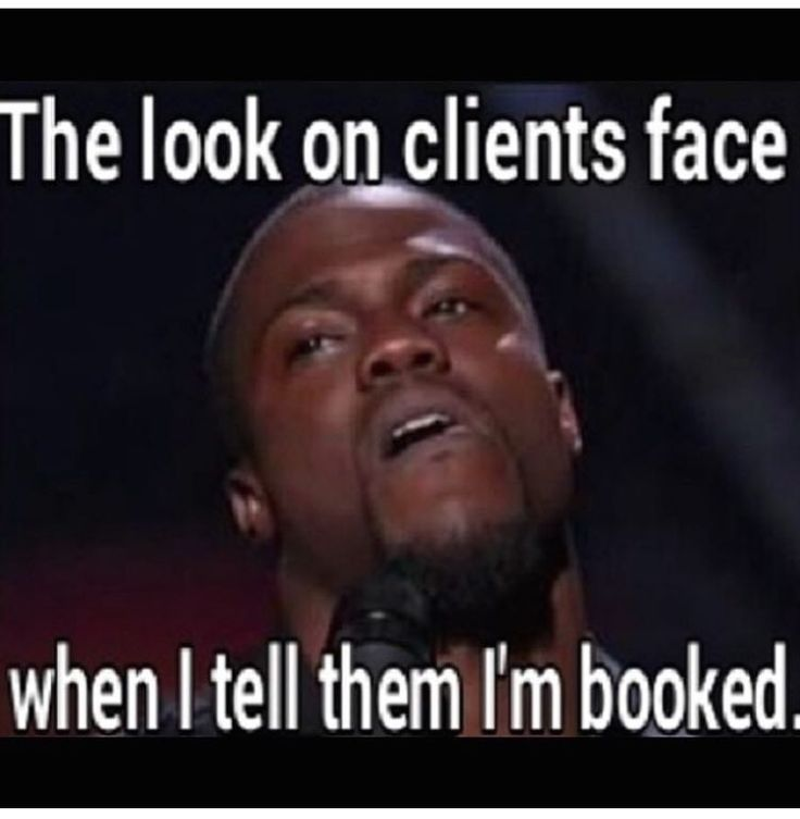 Hairstylist Humor