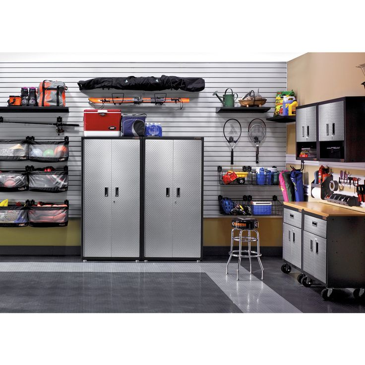 The 25 Best Metal Garage Cabinets Ideas On Pinterest