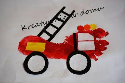 Mały Miłośnik samochodów | Kreatywnie w domu