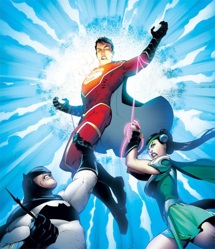 Komiksy mają to do siebie, że nie czynią pewnikiem żadnej z opisywanych historii. Po niemal osiemdziesięciu latach Clark Kent zostanie zastąpiony! Jego miejsce w Uniwersum DC zajmie... Przeczytaj na Exu Magazine: http://exumag.com/chinski-super-man/
