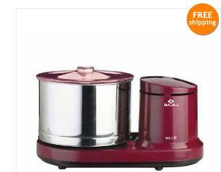 Get 31% OFF ON Bajaj Wet Grinder.