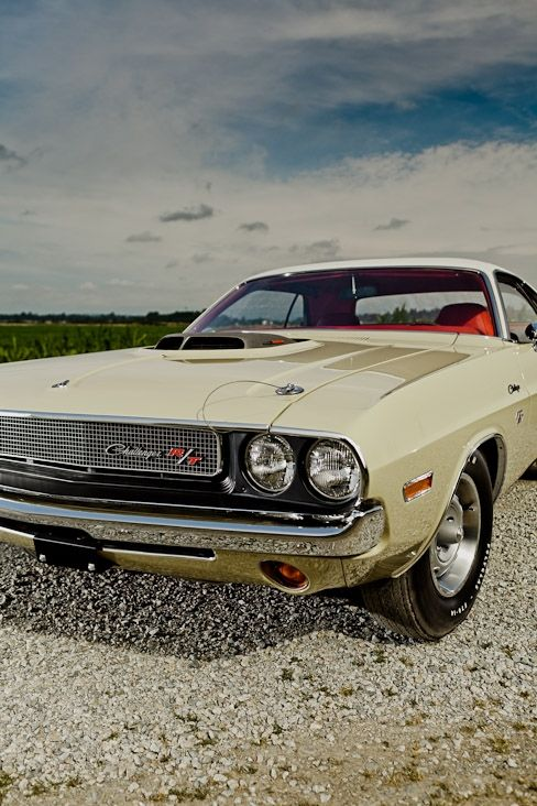 1970 Dodge Charger Rt: Dodge Challenger R/T - 1970