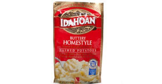Kroger: Idahoan Signature Russets Mashed Potatoes just $1.50 w Printable Coupon!