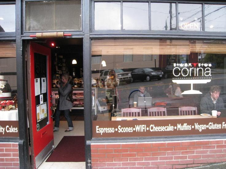 Corina Bakery, Tacoma, WA