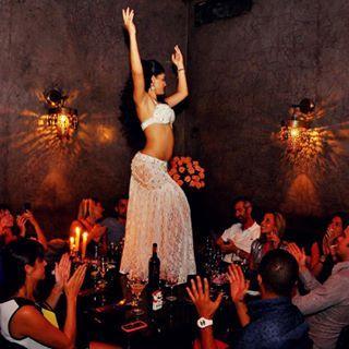 Belly Dance Restaurant!