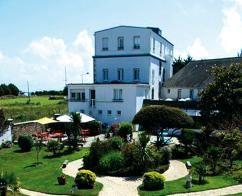 De la Pointe de Mousterlin à FOUESNANT - HOTEL RESTAURANT - Finistère